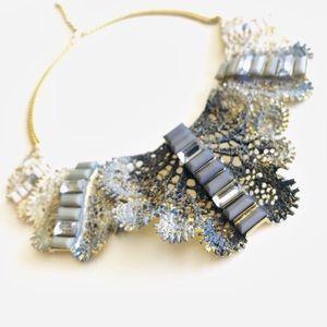 ⭐️ HOST PICK ⭐️ Lace/filigree design necklace